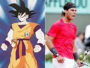 """Nadal chiến binh  """" Saiyan """" , 27 chấn thương vẫn  """" hóa rồng """"  Grand Slam"""