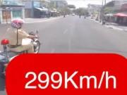 """Tin tức trong ngày - Biker khai lý do tung clip phóng xe """"299km/h"""", khiêu khích CSGT"""