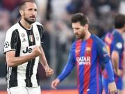 """Bóng đá - Trực tiếp Cup C1 sôi sục: Juventus """"tan hoang"""" đội hình đấu Barca"""