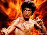 """BXH sao võ thuật Trung Quốc: Lý Tiểu Long không phải số 1, Thành Long  """" về bét """""""