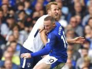 """Bàn thắng đẹp Ngoại hạng Anh vòng 4: Siêu phẩm  """" lá vàng rơi """"  hạ gục Rooney"""
