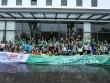 Sinh viên các trường đại học cùng Coca-Cola mang lại  diện mạo xanh  cho Vịnh Hạ Long