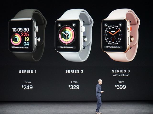 Apple Watch Series 3 bị chê bai thậm tệ bởi các cây viết hàng đầu