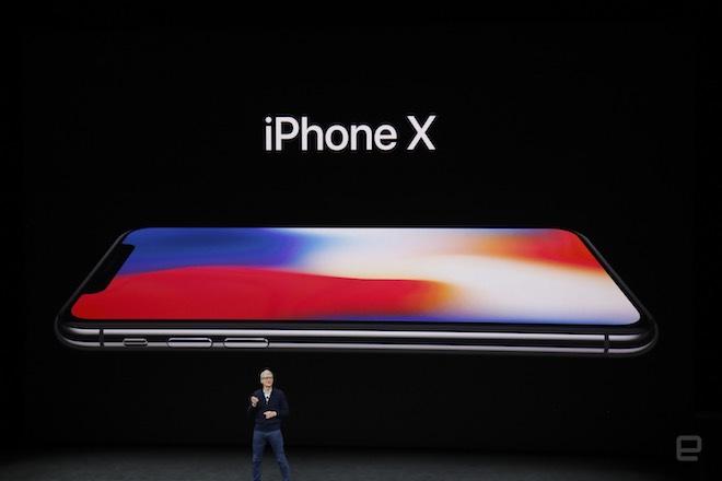 Ra mắt iPhone X siêu đẹp, tương lai của smartphone - 24