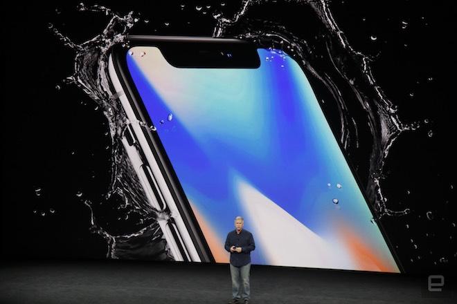 Ra mắt iPhone X siêu đẹp, tương lai của smartphone - 25