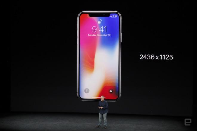 Ra mắt iPhone X siêu đẹp, tương lai của smartphone - 20