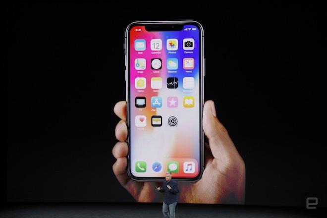 Ra mắt iPhone X siêu đẹp, tương lai của smartphone - 15