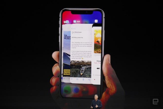 Ra mắt iPhone X siêu đẹp, tương lai của smartphone - 16