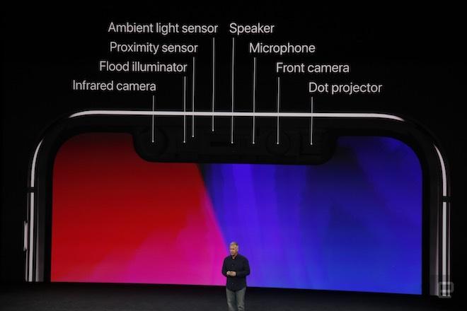 Ra mắt iPhone X siêu đẹp, tương lai của smartphone - 18