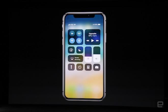 Ra mắt iPhone X siêu đẹp, tương lai của smartphone - 9
