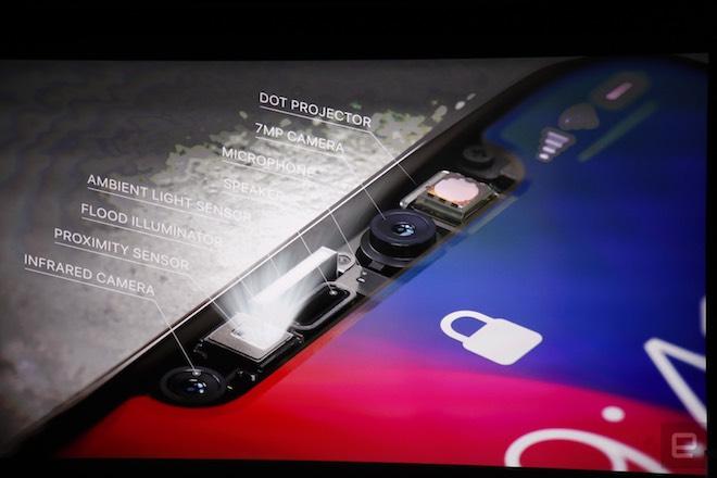 Ra mắt iPhone X siêu đẹp, tương lai của smartphone - 3