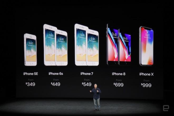Ra mắt iPhone X siêu đẹp, tương lai của smartphone - 1