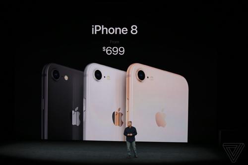 iPhone 8 và 8 Plus trình làng, nhanh hơn, chụp đẹp hơn - 6