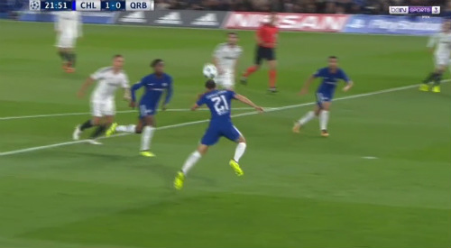 Chi tiết Chelsea - Qarabag: Mưa bàn thắng ở Stamford Bridge (KT) - 7