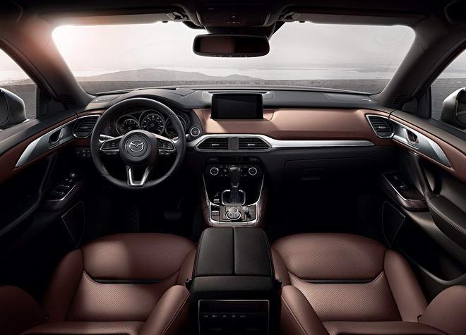 Mazda CX-9 2018 có giá từ 752 triệu đồng - 2
