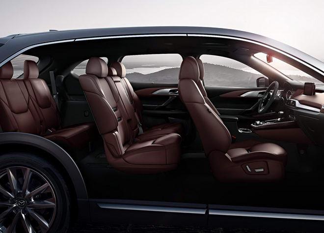Mazda CX-9 2018 có giá từ 752 triệu đồng - 3