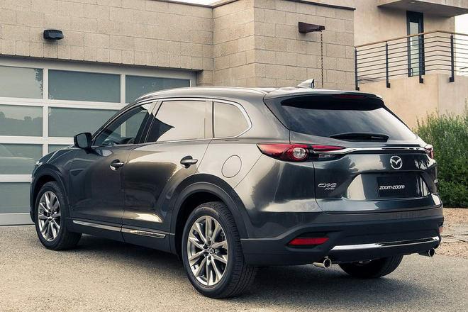 Mazda CX-9 2018 có giá từ 752 triệu đồng - 4