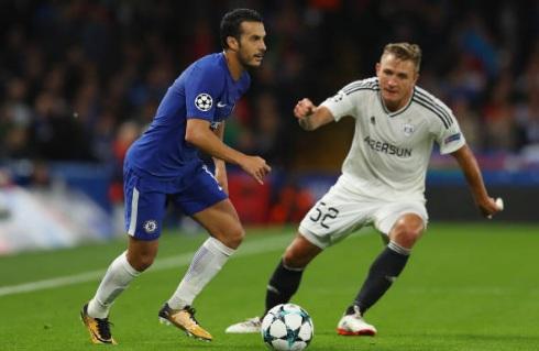 Chi tiết Chelsea - Qarabag: Mưa bàn thắng ở Stamford Bridge (KT) - 10