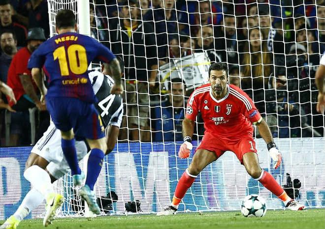 Góc chiến thuật Barca – Juve: Tướng mới giúp siêu sao giải hạn - 4