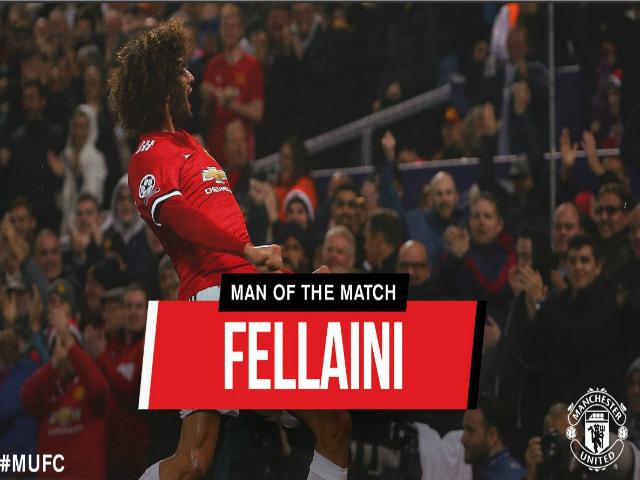 MU muốn vô địch cúp C1, Ngoại hạng Anh: Khi Fellaini là để yêu thương - 3