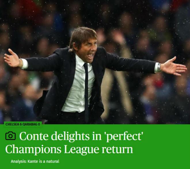 Báo chí Anh: Nổ vang trời MU, Chelsea đại thắng 9 sao - 5