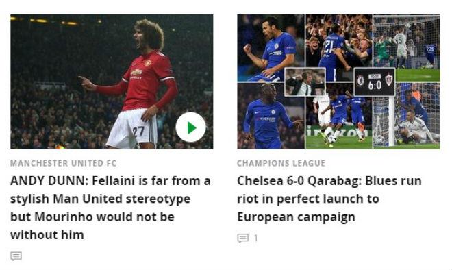 Báo chí Anh: Nổ vang trời MU & Chelsea đại thắng 9 sao