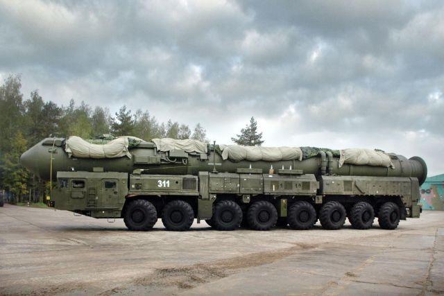 Nga phóng tên lửa đạn đạo, diệt mục tiêu cách 6.000 km - 1