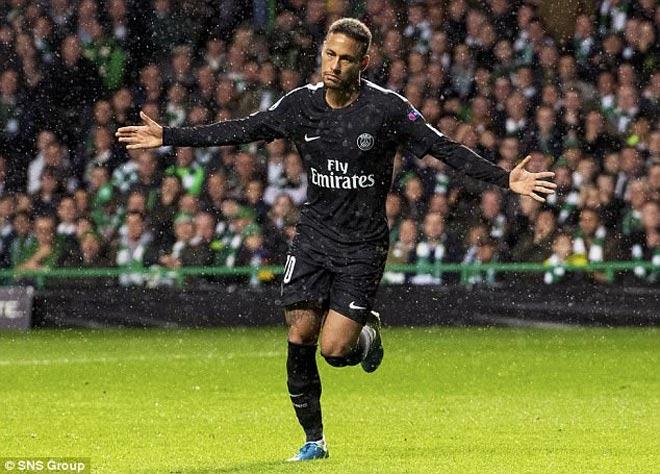 """""""Bom tấn"""" Neymar - Mbappe diễn ma thuật, suýt bị fan cuồng """"ám sát"""" - 4"""