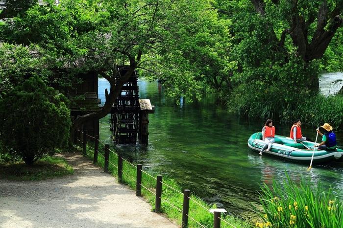 Có một ngôi làng xanh mát, trong lành và bình yên đến lạ ở Nhật Bản - ảnh 11