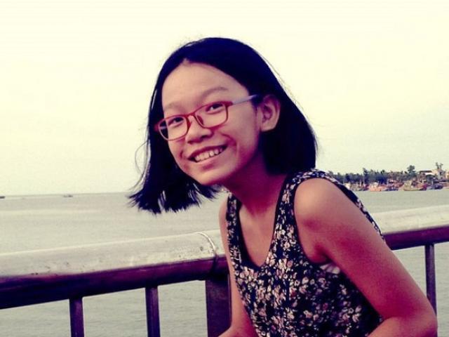 'Cô bé' lớp 6 đủ điều kiện vào ĐH: Em đã từng nghĩ sẽ ... 'bị đúp' - 5