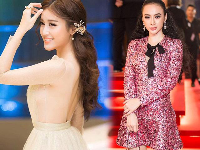 Angela Phương Trinh mặc kín vẫn xếp đầu top Mặc Đẹp