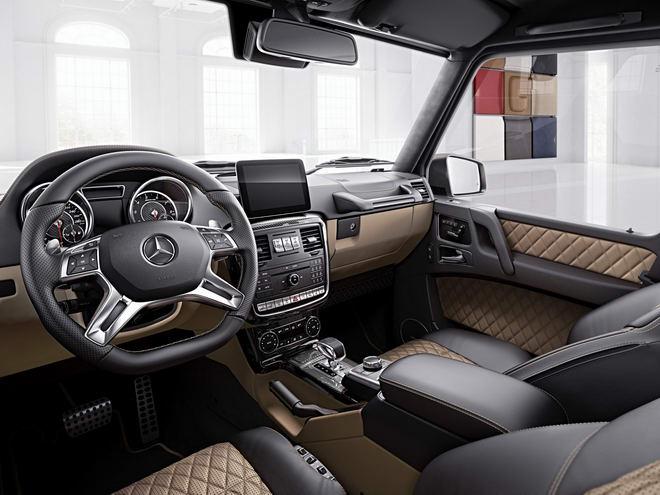 Từ biệt Mercedes G-Class với G63 và G65 Exclusive Edition - 2