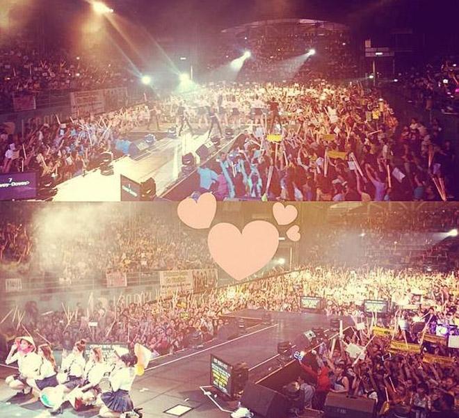 T-ara tổ chức concert tại Việt Nam vào tháng 11 - 2