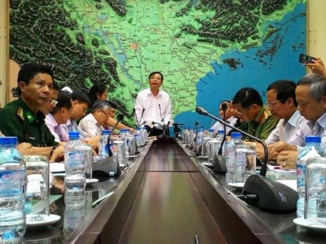 Bão số 10 bắt đầu tăng cấp, hướng thẳng về Nghệ An-Quảng Trị - 2