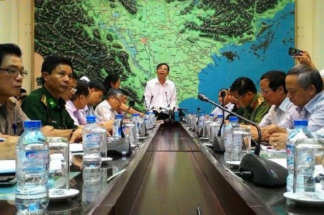 Bão số 10: Lần đầu tiên Việt Nam đưa ra mức cảnh báo đỏ - 1