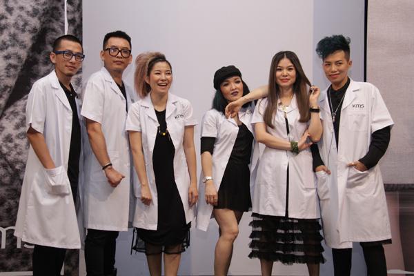 Thương hiệu chăm sóc tóc chuyên nghiệp KMS ra mắt tại Việt Nam - 2