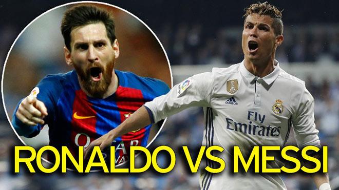 Messi lại hóa siêu nhân: Ronaldo sẽ đáp trả bằng hat-trick? - 2