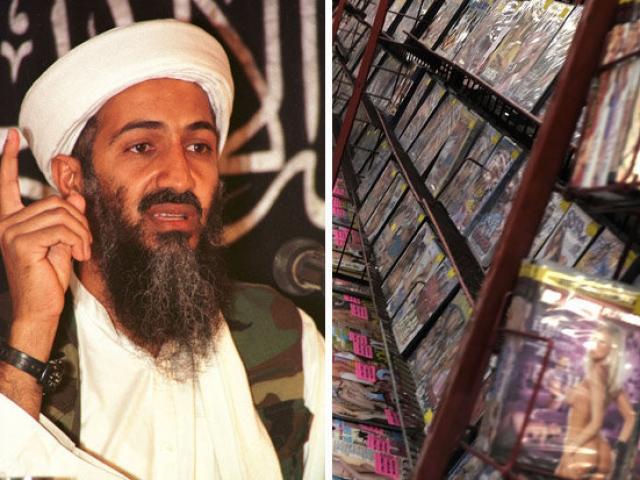 Hành tung bí ẩn của con trai trùm khủng bố bin Laden - 4