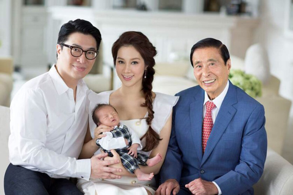 Gia tài kếch xù của nhà chồng kiều nữ TVB đẻ 4 con - ảnh 3