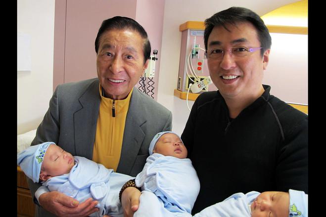 Gia tài kếch xù của nhà chồng kiều nữ TVB đẻ 4 con - ảnh 4