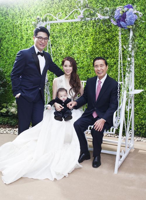 Gia tài kếch xù của nhà chồng kiều nữ TVB đẻ 4 con - ảnh 7