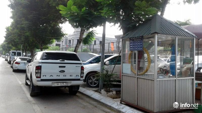 Hà Nội: Công trình lát đá vỉa hè mới làm xong đã nát bét - 5