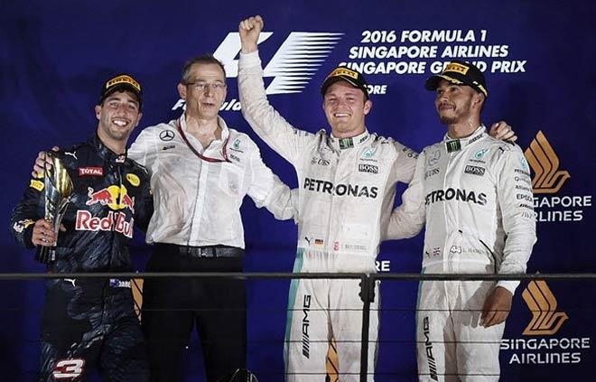 Đua xe F1, Singapore GP: Cuộc chiến đường phố, sắc đỏ lên ngôi? 4