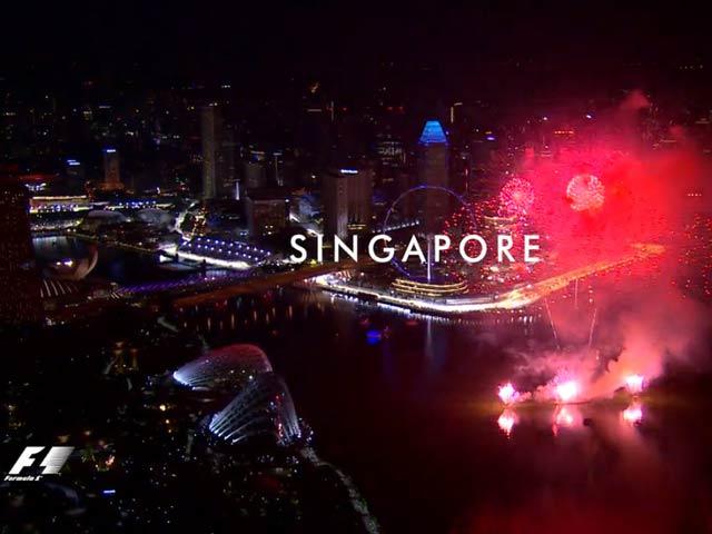 Đua xe F1, Singapore GP: Giành lại niềm tin - 4
