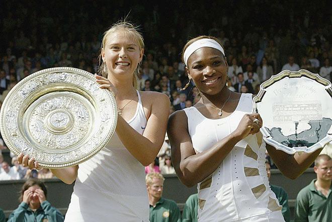 Sharapova tự truyện: Viết sốc về Serena, như bị gài bẫy doping 2