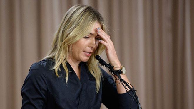 Sharapova tự truyện: Viết sốc về Serena, như bị gài bẫy doping 3