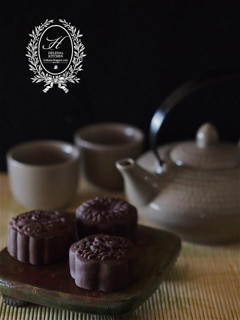Cách làm bánh Trung thu chocolate thơm lừng, tuyệt ngon - 2