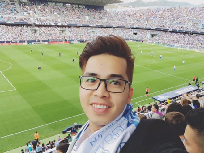 """Nguyễn Việt Phương: Phong cách """"của hiếm"""" của bình luận viên bóng đá 2"""