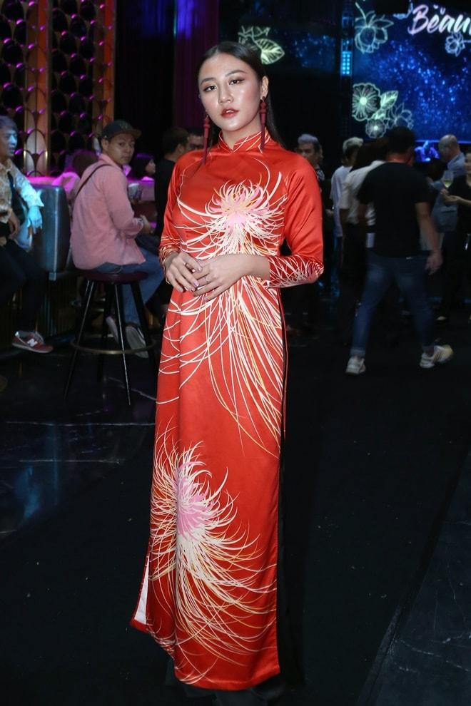 """""""Kate Moss"""" Việt hội ngộ Hoa hậu cao nhất Việt Nam tại sự kiện - 7"""