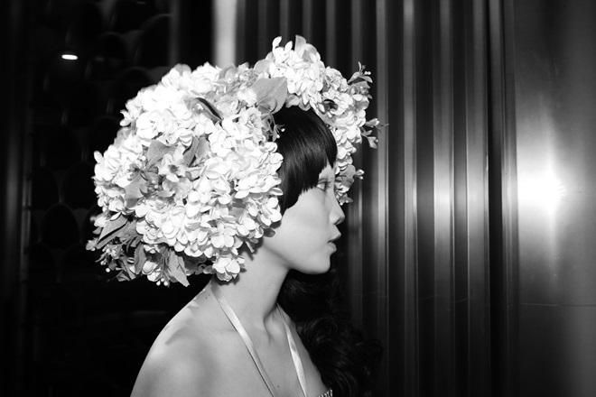 """""""Kate Moss"""" Việt hội ngộ Hoa hậu cao nhất Việt Nam tại sự kiện - 10"""
